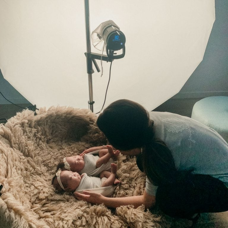 Fotografa bebes newborn embarazo en madrid boadilla del monte jessica lima