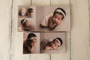 Album newborn fotografo madrid