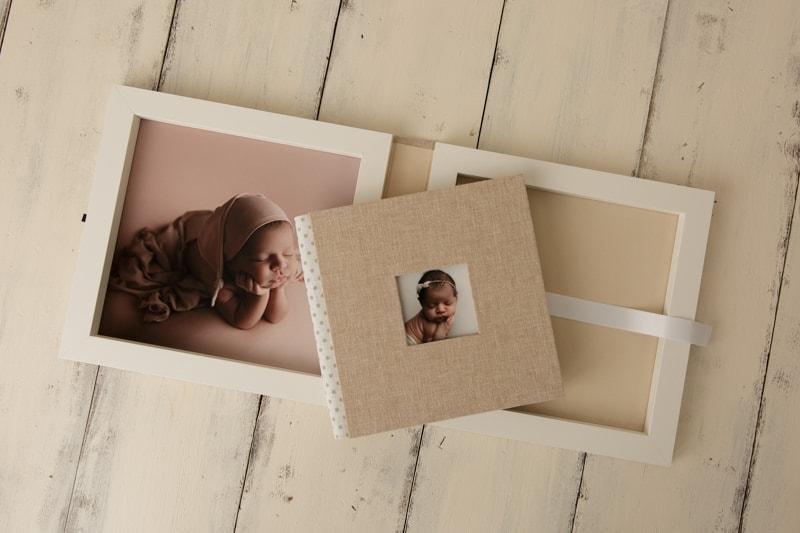 Album profesional fotografo newborn madrid